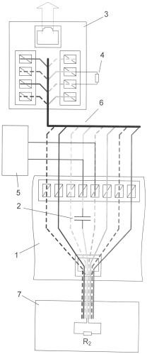 Устройство контроля обрыва кабеля