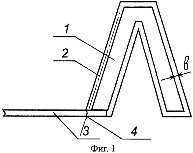 Способ изготовления коробчатых конструкций сложной формы