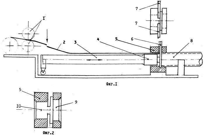 Способ снаряжения фольгой оболочки твэла и устройство для его осуществления