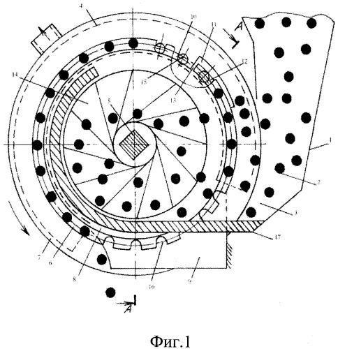 Уплотнительная прокладка для пневматического высевающего аппарата