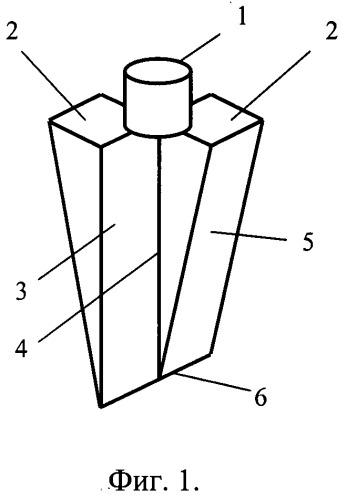 Раскалывающий орган механического колуна