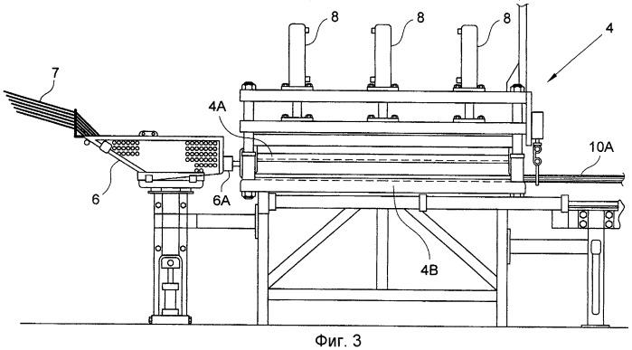 Способ изготовления армированного волокном анкерного штыря