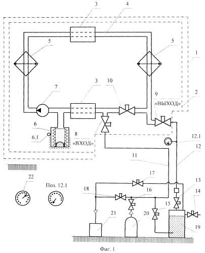 Способ контроля качества изготовления системы терморегулирования космического аппарата