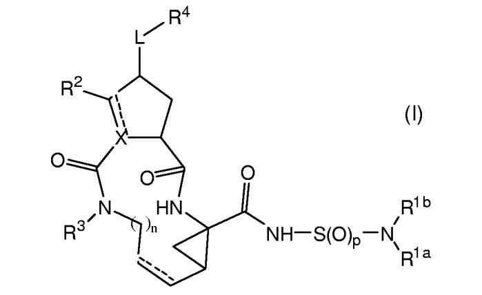 Макроциклические ингибиторы вируса гепатита с