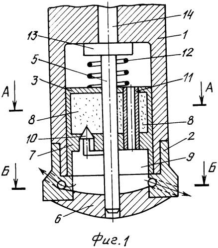 Гидравлический калибратор