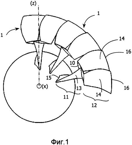 Лопасть вентилятора, вентилятор и турбореактивный двигатель