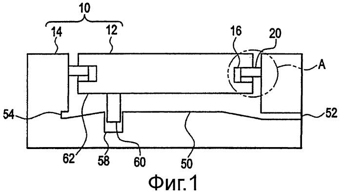 Приводной узел на текучей среде и способ перемещения регулируемого уплотнения в радиальном направлении (варианты)