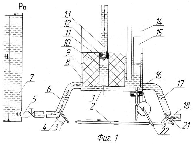 Гидравлический двигатель-насос