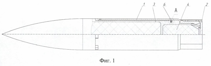 Способ увеличения дальности полета артиллерийского снаряда и устройство для его реализации
