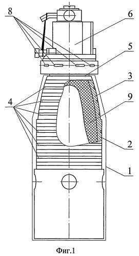 Способ повышения осколочной эффективности поражающего элемента кассетного боеприпаса
