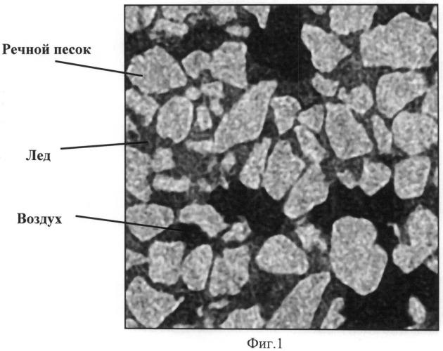 Способ исследования образцов неконсолидированных пористых сред