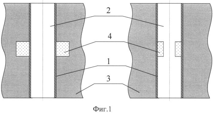 Способ определения местоположения и размеров неоднородных образований на стенках трубопровода