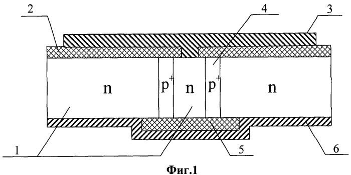 Варикап на основе системы металл-диэлектрик-полупроводник