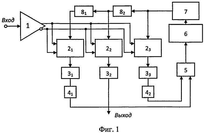 Способ слежения за задержкой широкополосного сигнала и устройство для его реализации