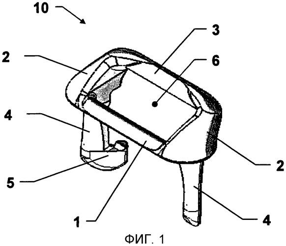 Крепежное устройство для стула