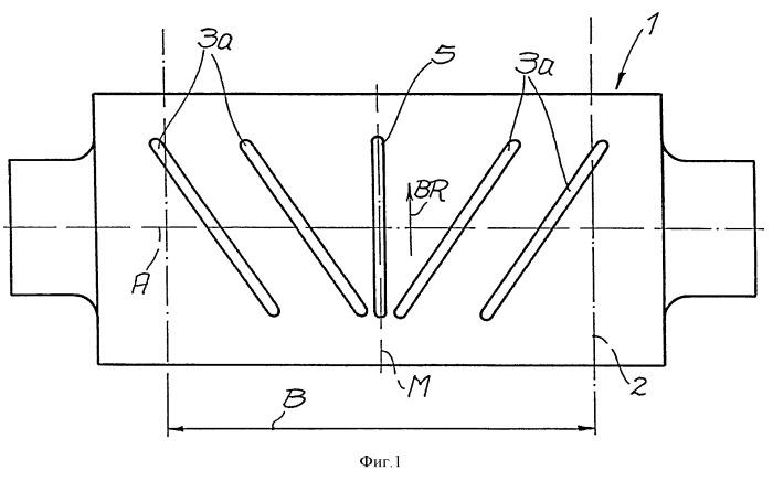Измерительный валок для определения дефектов плоскостности ленты (варианты) и способ определения дефектов плоскостности ленты