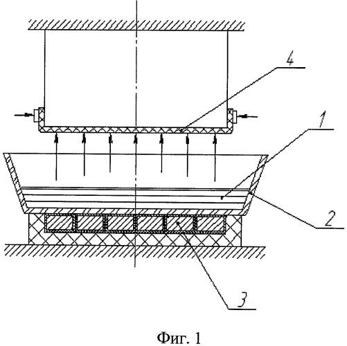 Способ получения композиционного материала динамическим воздействием импульсного магнитного поля на расплав