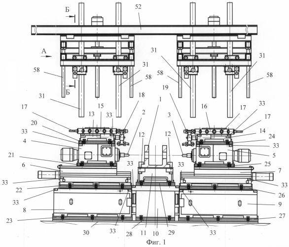 Способ многоярусного компонования и перекомпонования рабочей позиции автоматической линии и перекомпонуемая рабочая позиция автоматической линии для реализации способа