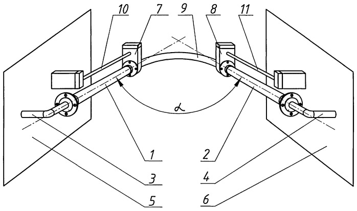 Межсекционное соединение криогенных систем газотурбовоза