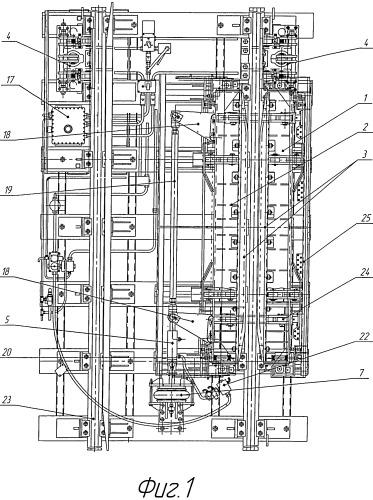 Вагонный замедлитель и гидравлическая система для него