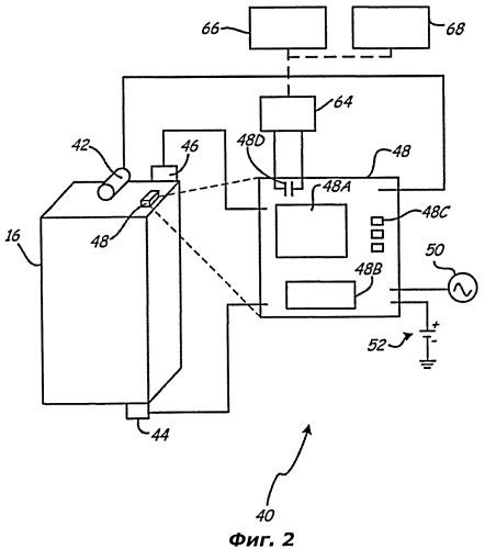 Система обнаружения и обработки превышения ускорения и превышения скорости