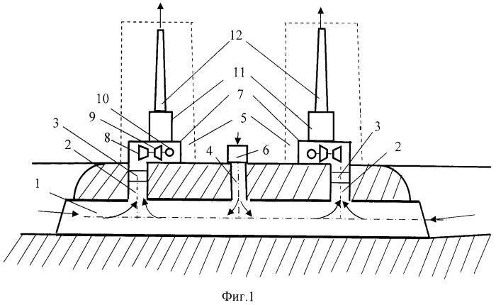 Способ работы и устройство для вентиляции автодорожных тоннелей