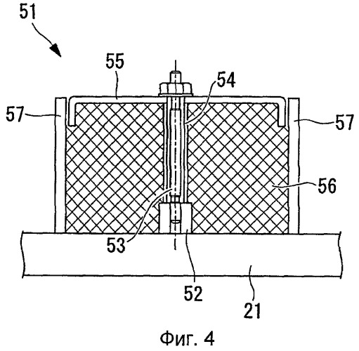 Теплоизолирующая конструкция для конструктивного элемента и спиральная конструкция
