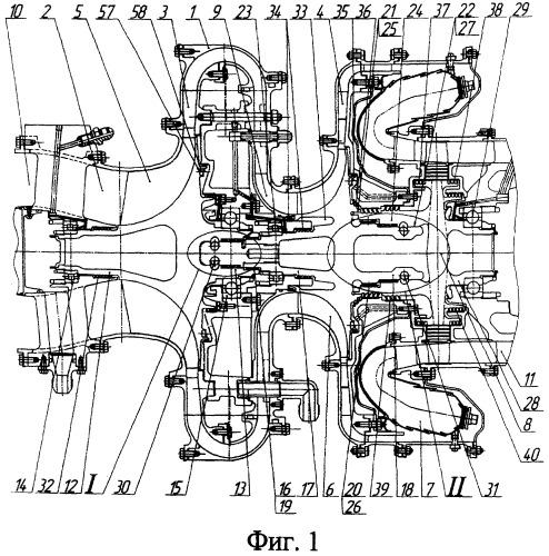 Газогенератор гтд