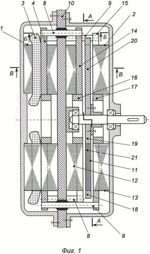 Двигательно-трансформаторный агрегат
