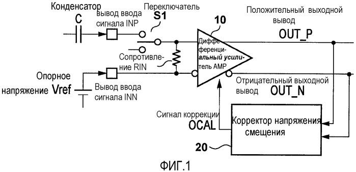 Дифференциальное усилительное устройство