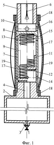 Подводный генератор отпугивающих звуков