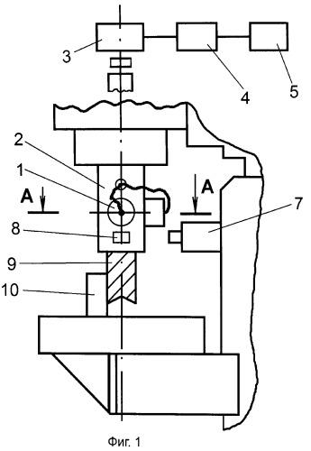Устройство контроля волнистости обрабатываемой поверхности в процессе фрезерования