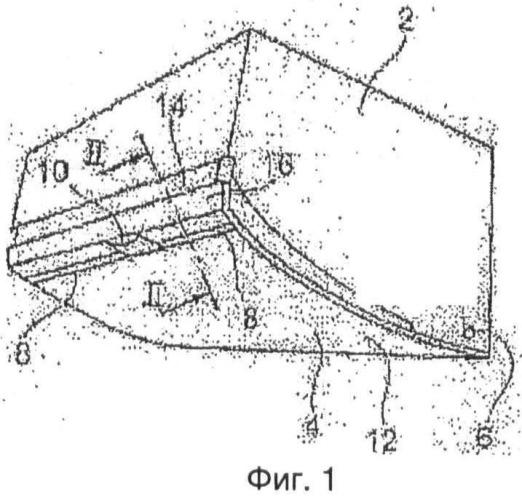 Устройство управления для закрытия багажной полки и используемый в нем блок датчика
