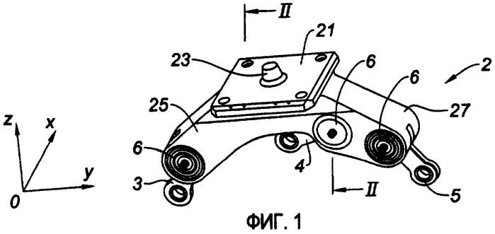 Подвеска газотурбинного двигателя к конструкции летательного аппарата