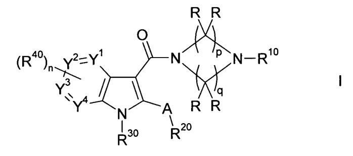 Циклические азаиндол-3-карбоксамиды, их получение и применение в качестве лекарственных препаратов