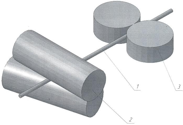 Способ получения ультрамелкозернистых структур прокаткой