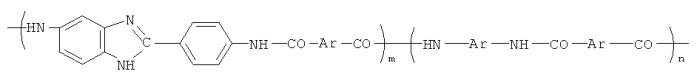 Комплексная высокопрочная высокомодульная термостойкая нить из гетероциклического ароматического сополиамида и способ ее получения (варианты)