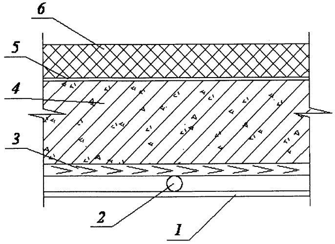 Способ возведения монолитных железобетонных конструкций в зимних условиях