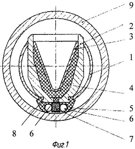 Кумулятивный перфоратор для скважины