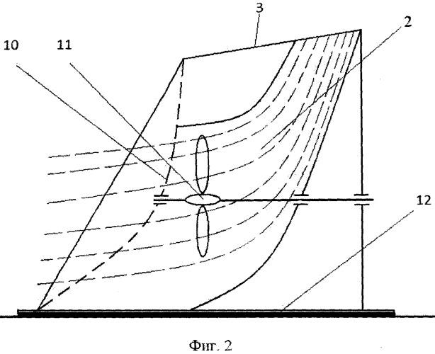 Аэродромное энергосберегающее устройство