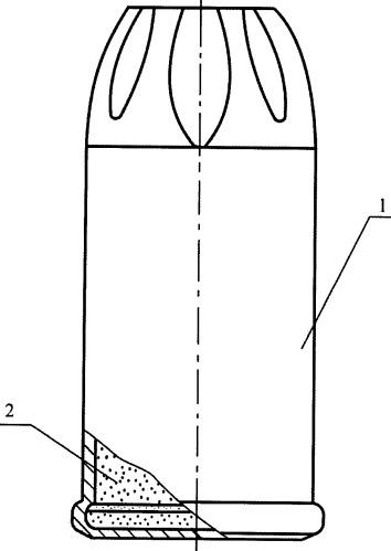 Заряд для строительно-монтажного патрона