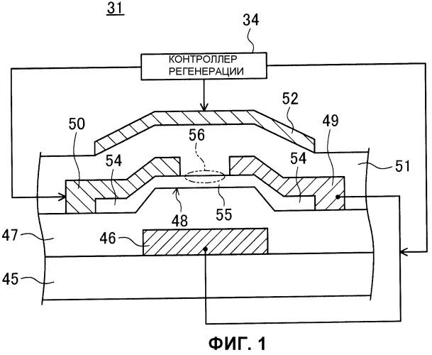 Фототранзистор и оснащенное им дисплейное устройство