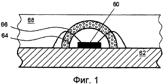 Комплект светодиодной выводной рамки, светодиодная группа, использующая данную рамку, и способ изготовления светодиодной группы