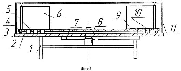 Свч-индукционная установка для выпечки творожных изделий