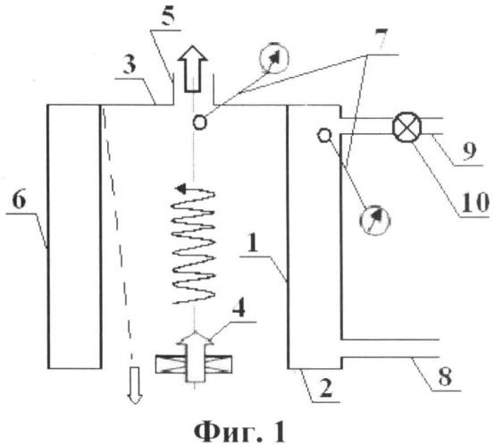 Способ сепарации низкокипящего компонента из смеси паров и устройство для его осуществления
