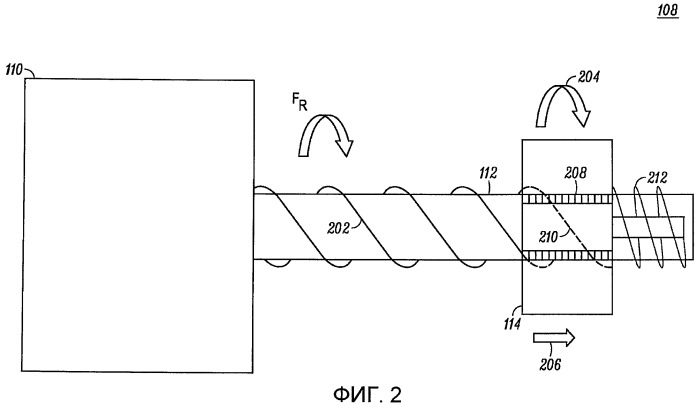 Способ и система для возврата неуравновешенной массы в вибраторе