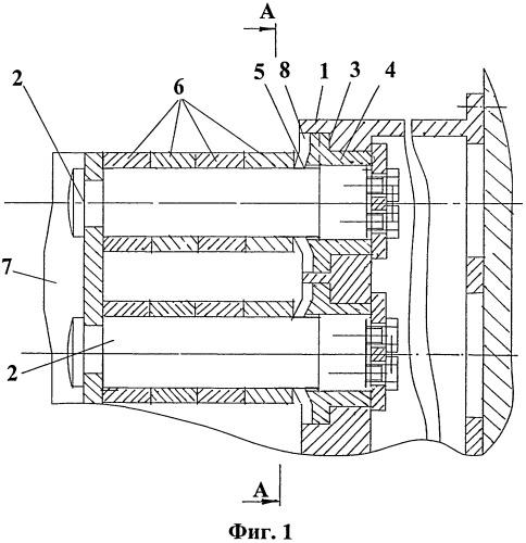 Модуль для гашения энергии при соударении транспортных средств