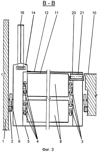 Эскалатор винтовой вращающийся