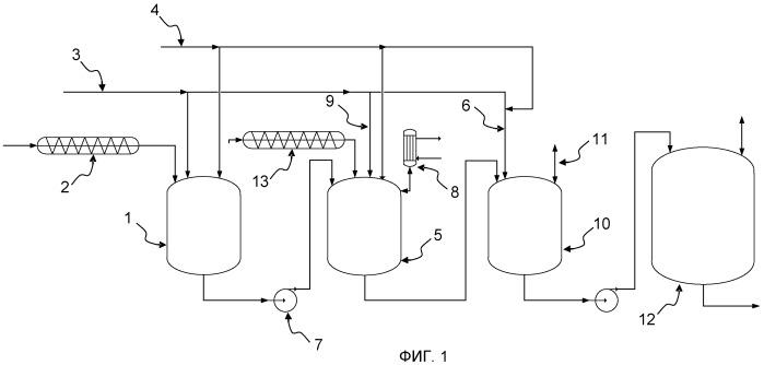 Способ получения раствора солей двухосновных кислот и диаминов