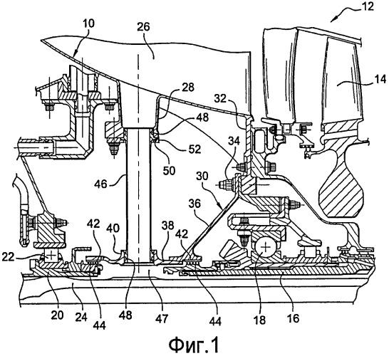 Компрессорный модуль турбомашины, уплотнительный диск внутренней камеры для такого модуля и турбомашина, содержащая такой компрессорный модуль